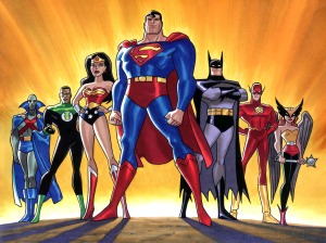 team-justice-league